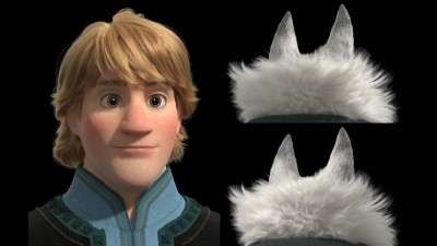 A Practical and Controllable Hair and Fur Model for Production Path Tracing