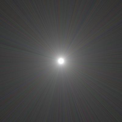 Path Traced Point Light Fluence Light Traced Point Light Fluence